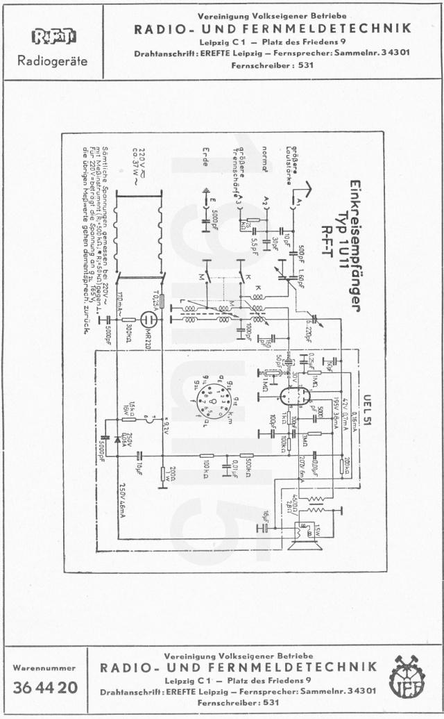 Ungewöhnlich Fernschreiber Schaltplan Ideen - Elektrische ...
